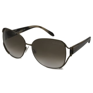 Roberto Cavalli Women's RC596S Primula Rectangular Sunglasses