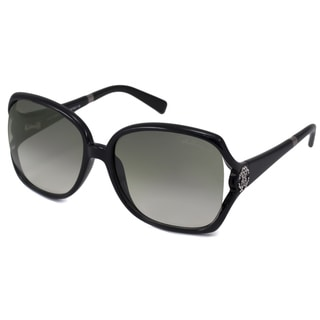 Roberto Cavalli Women's RC504S Danubrite Rectangular Sunglasses