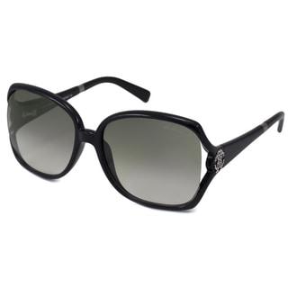 Roberto Cavalli Women's RC504S Danubrite Rectangular Sunglasses