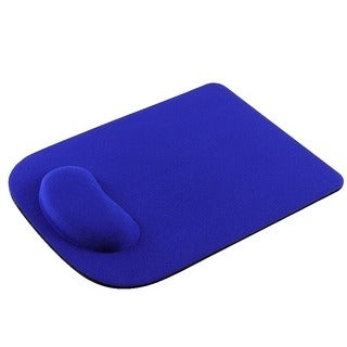 BasAcc Blue Wrist Comfort Mouse Pad for Optical/ Trackball Mouse