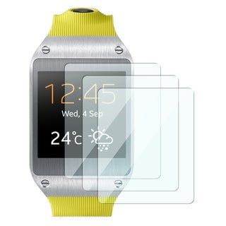 BasAcc Screen Protector for Samsung� Galaxy Gear V700 (Pack of 3)