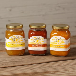 Lourdes Gourmet Assorted Jam and Marmalade (Set of 3)