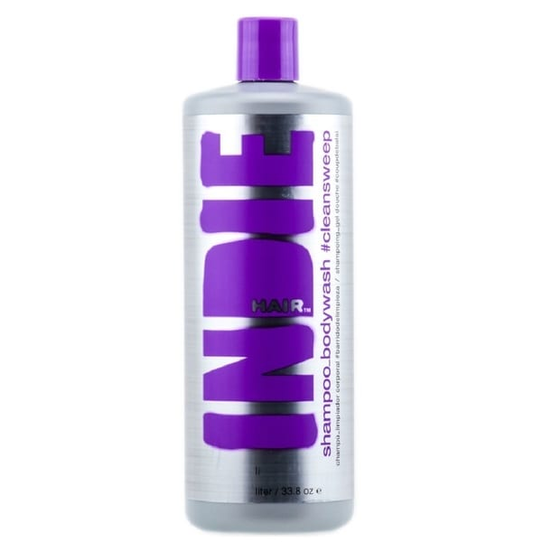 Indie Hair #cleansweep 33.8-ounce Shampoo and Body Wash