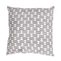 Handmade Cotton 18x18-inch Throw Pillow