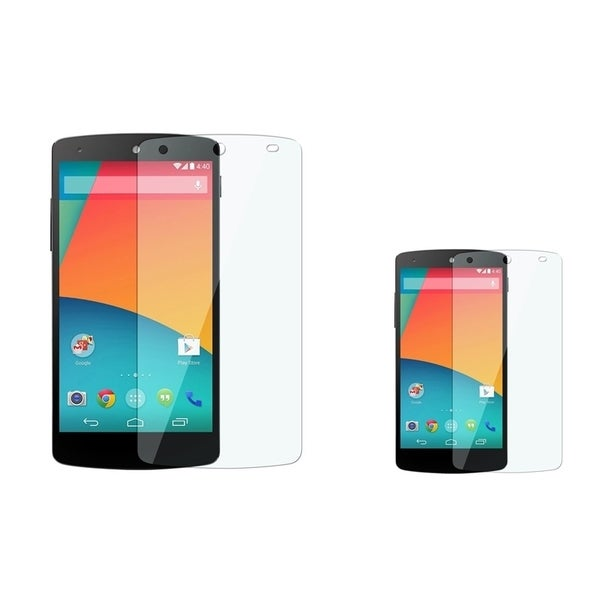 BasAcc Screen Protector for LG Nexus 5 E980 (Pack of 2)