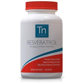 Trusted Nutrients Bio-Enhanced Resveratrol (180 Capsules)