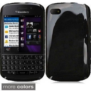 INSTEN TPU Phone Case Cover for Blackberry Q10