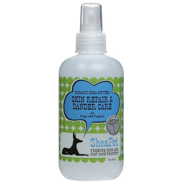 SheaPet Skin Repair/ Dander Care Spray for Dogs