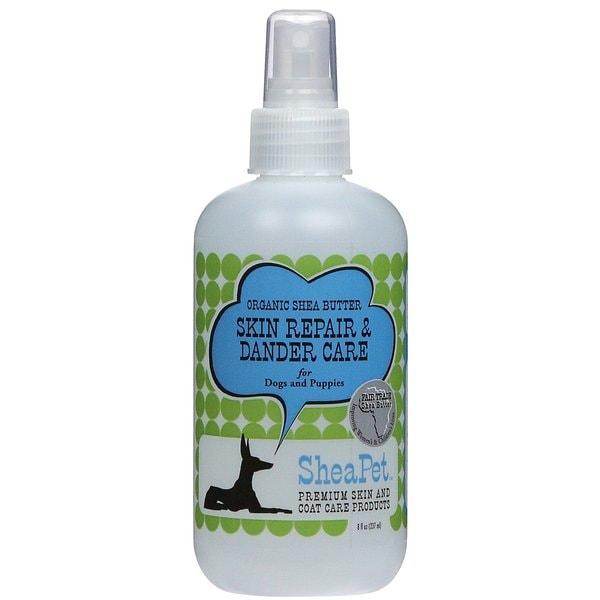 SheaPet Skin Repair/ Dander Care Spray for Dogs