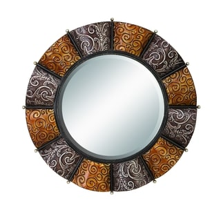 Heavily Discounted Metal Mirror