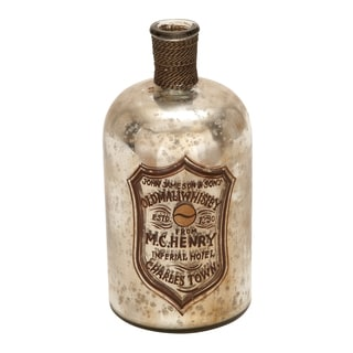 Antique American Style Glass Bottle
