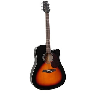 Giannini Acoustic/ Electric Guitar