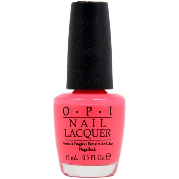 OPI Elephantastic Pink Nail Lacquer