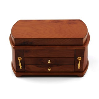 Wood Jewelry Collection Box
