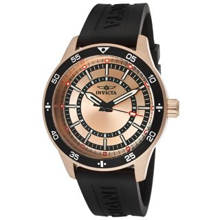 Invicta Men's 14336 Rose Gold-Plated Specialty Watch