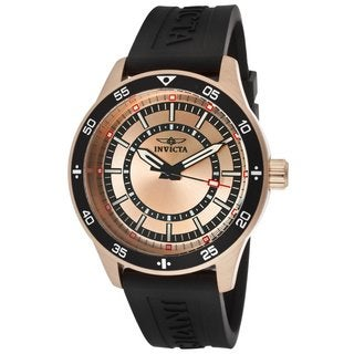Invicta Men's Rose Gold-Plated Specialty Watch