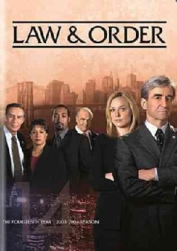 Law & Order: The Fourteenth Year (DVD)