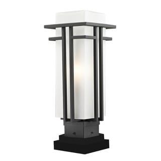 Z-Lite 1-light Outdoor Pier Mount Light