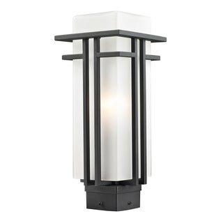 Z-Lite Clean Contemporary Outdoor Post Light