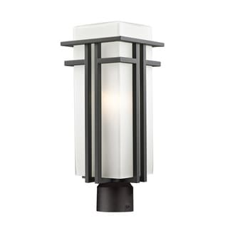 Z-Lite Contemporary Outdoor Post Light