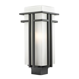 Z-Lite Art Deco Outdoor Post Light