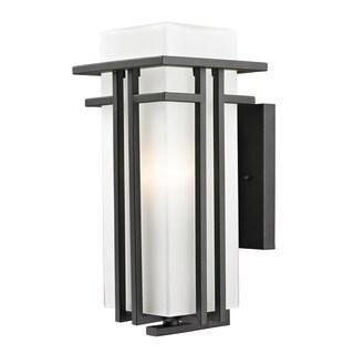 Z-Lite Art Deco Outdoor Wall Light