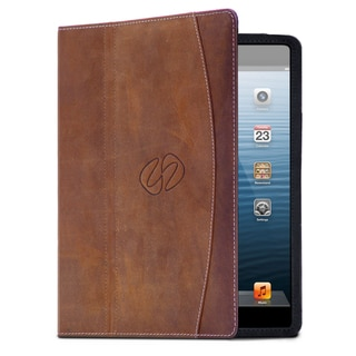 MacCase LMFL-VN Vintage Premium Leather for iPad Mini Folio