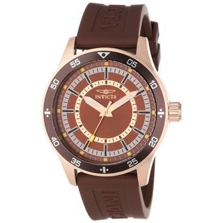 Invicta Men's 14335 Brown Specialty Watch