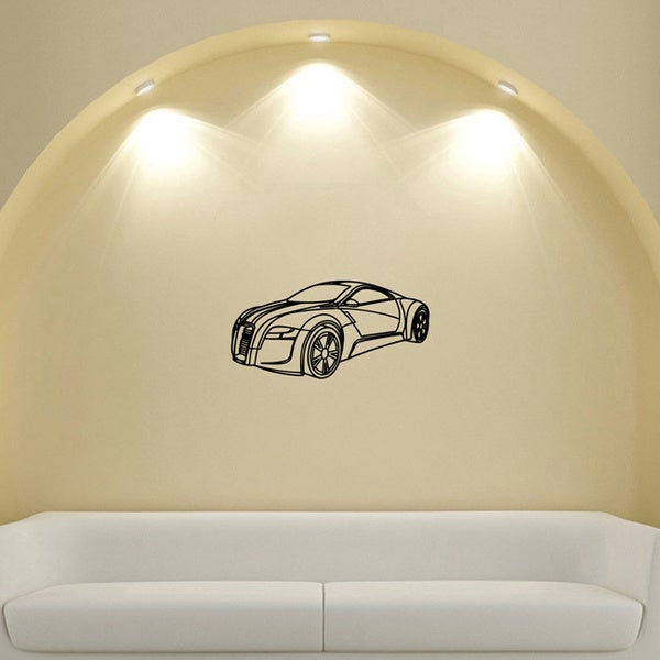 Audi Vinyl Wall Decal