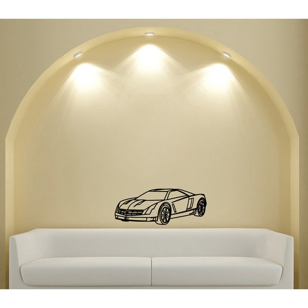 Cadillac Vinyl Wall Decal