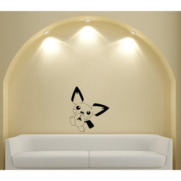 Japanese Manga Small Animal Ears Vinyl Wall Art Decal