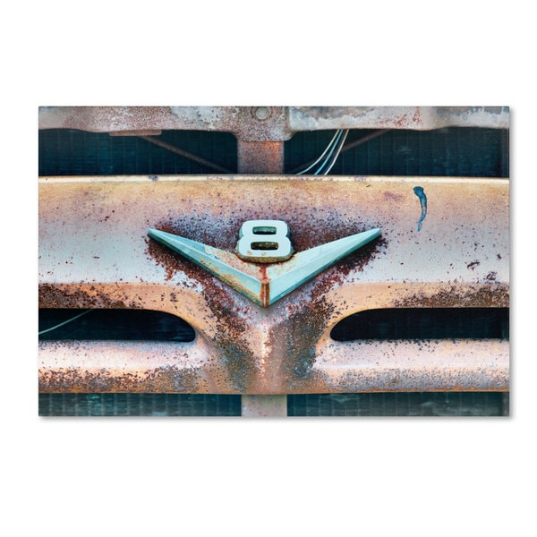 Yale Gurney 'V8' Canvas Art