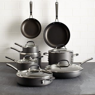 Simply Calphalon Nonstick 14-Piece Set