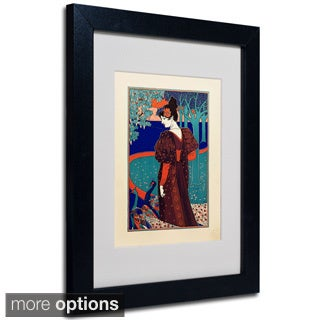 Anonymous 'Rhead' Framed Matted Art