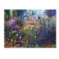 Manor Shadian 'Garden In Maui II' Canvas Art