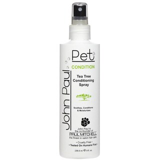 John Paul Pet Tea Tree Conditioning Pet Grooming Spray