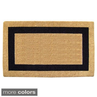 Heavy Duty Coir Single PIcture Frame Doormat