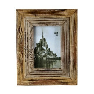 Privilege 4x6-inch Wood Photo Frame