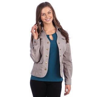 Live a Little Women's Safari Signature Jacket