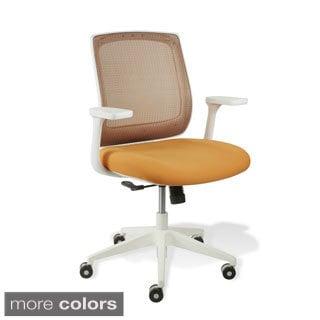 Jesper Office White Frame Ergonomic Office Chair
