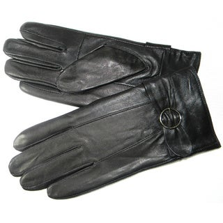Hollywood Tag Women's Leather Winter Gloves