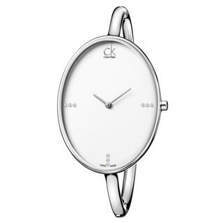 Calvin Klein Women's 'Sartoria' Stainless Steel Swiss Quartz Watch