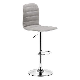Logic Grey Bar Stool