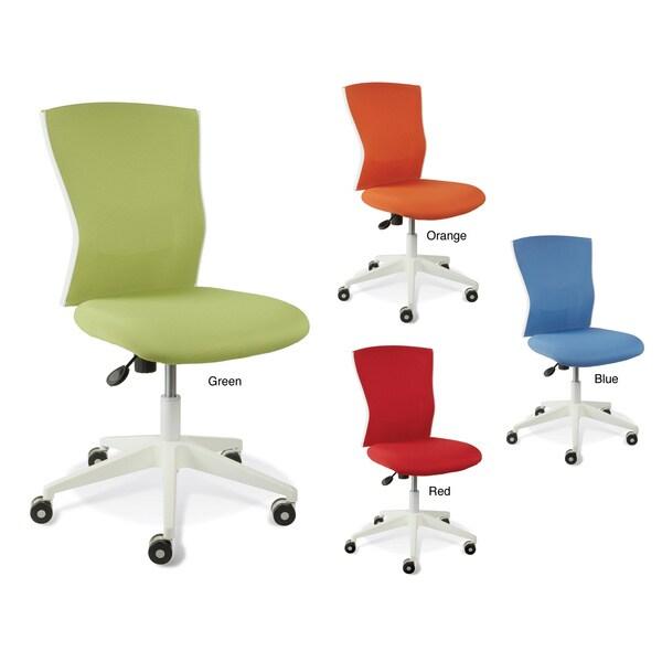 Jesper Office Sanne White Ergonomic Office Chair