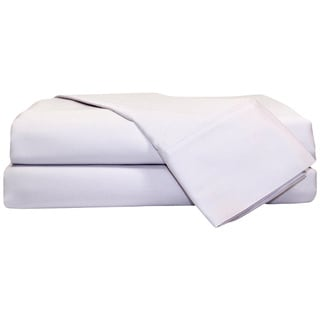 Hotel Concepts 400 Thread Count Solid Sateen Sheet Set