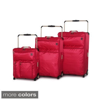 IT Luggage Second Generation 3-piece Lightweight Luggage Set