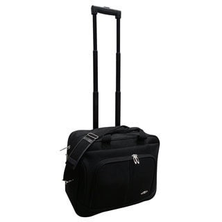 Kemyer On the Go Carry-on Lightweight Rolling Laptop Case