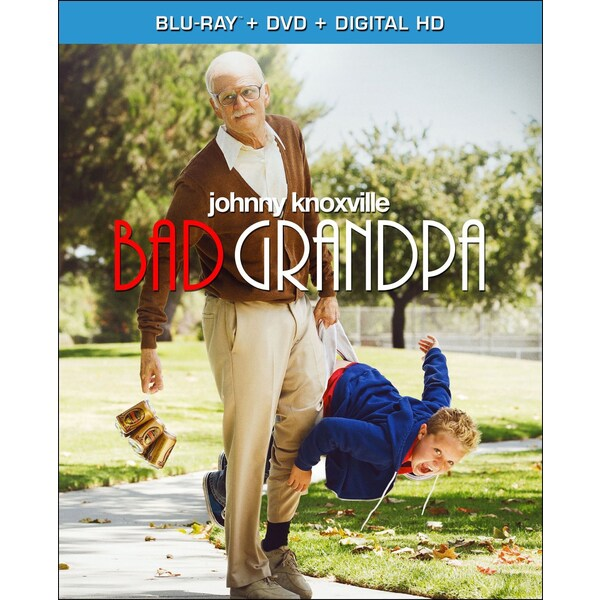 Jackass Presents: Bad Grandpa (Blu-ray Disc) 12206899