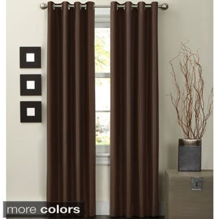 Wesley Thermal Lined 84 inch Curtain Panel