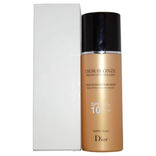Dior Bronze Beautifying Tan Enhancer 6.7-ounce Body Tanner with SPF 10 (Tester)